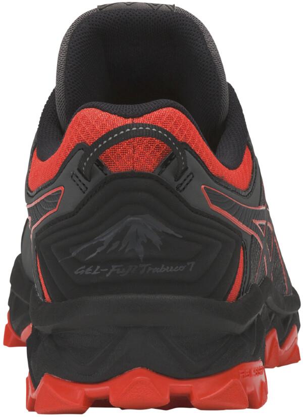 9a2f2b609 asics Gel-FujiTrabuco 7 G-TX - Zapatillas running Hombre - gris rojo ...